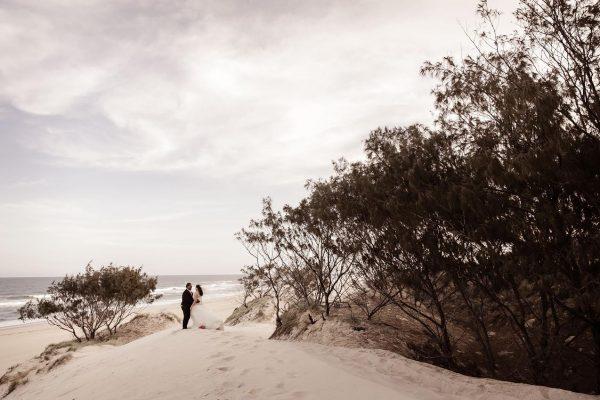 Gold Coast Island Wedding